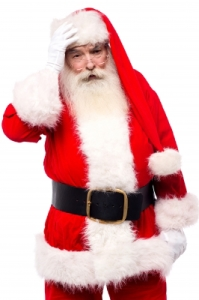 How much sales tax would Santa have to pay each year? This post breaks it down.